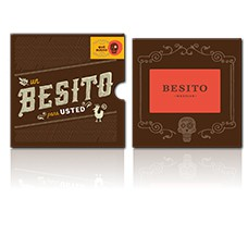 Besito Mexican Gift Card